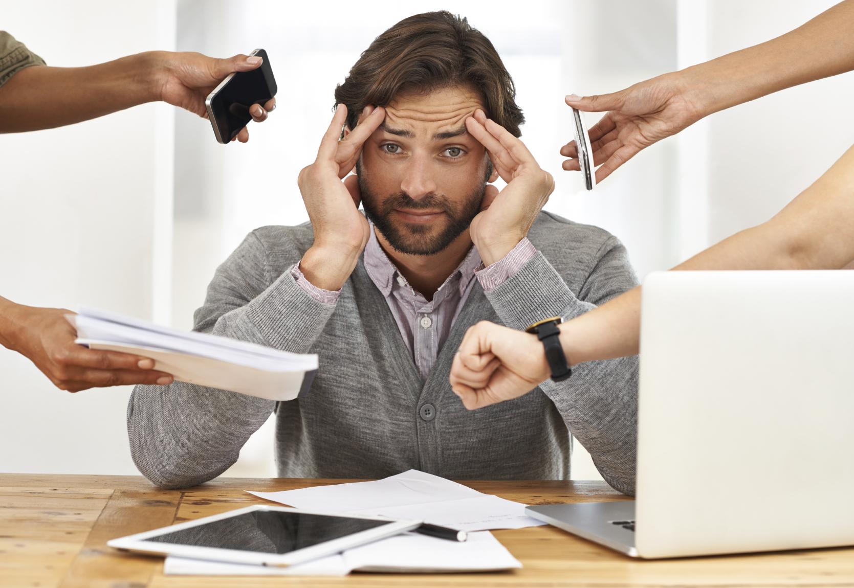 Keep-Stress-to-a-Minimum