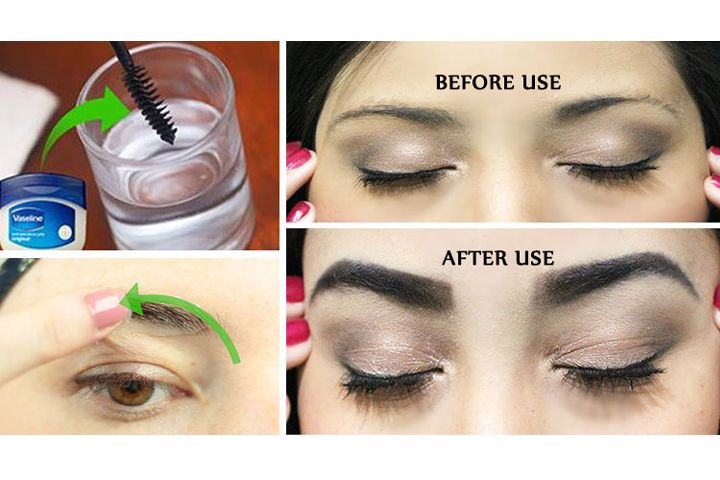 How To Make Your Eyebrows More Thick