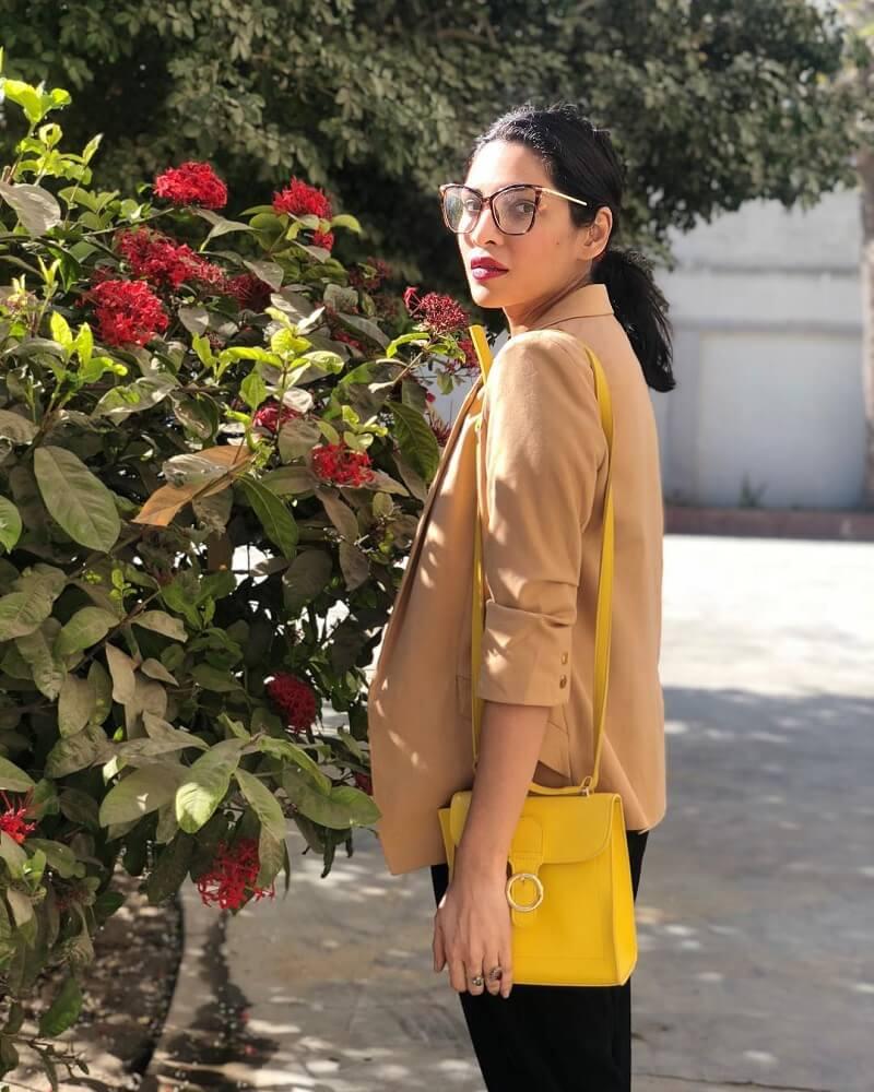 Pakistani Priyanka Chopra Zhalay Sarhadi