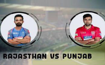 KXIP vs RR, IPL 2019, Match Preview