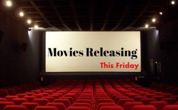 Movies Releasing this Week