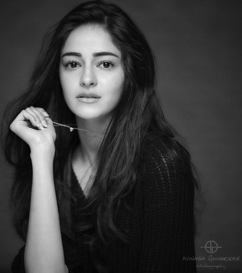 Ananya Pandey Instagram photos