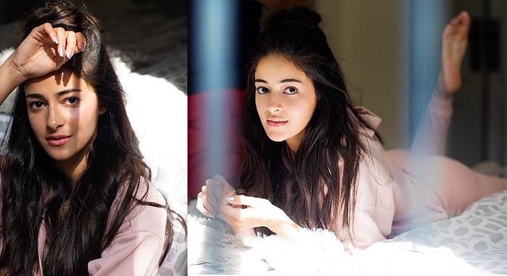 Ananya Pandey latest images