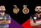 KKR vs RCB, IPL 2019 Kolkata Knight Riders vs Royal Challengers Bangalore