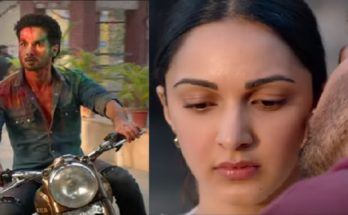 Kabir Singh teaser ,Shahid Kapoor ,Kiara Advani,Kabir Singh , Shahid Kapoor Kiara Advani, Shahid Kapoor Kiara Advani Kiss