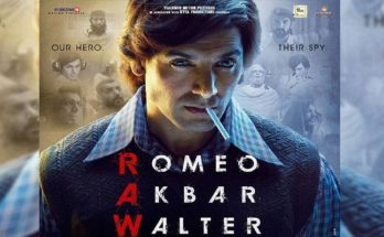Romeo Akbar Walter, RAW Full Movie HD Print leaked Online, Tamilrockers, RAW movie leaked, RAW Full movie HD free download, RAW movie free download, RAW movie Tamilrockers,