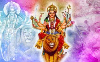 Happy Navratri 2019, Chaitra Navratri 2019, Navratri GIF images, Navratri Photos, Navratri Wallpapers, Navratri Whatsapp sticker, Navratri Facebook status
