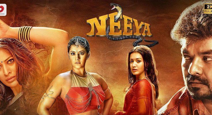 Neeya 2 (2019) Tamilrockers: Raai Laxmi film Neeya 2 Full