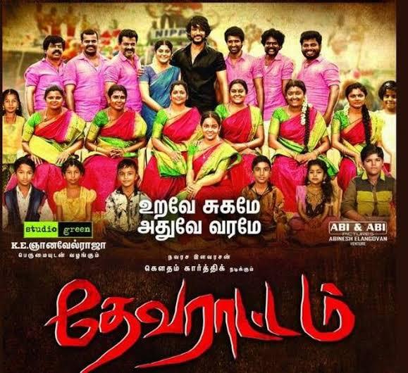 Devarattam Tamilrockers 2019: Devarattam Full Movie Leaked