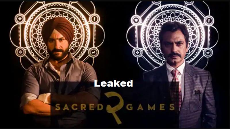 Sacred Games Season 2 (2019) All Episodes Leaked Online